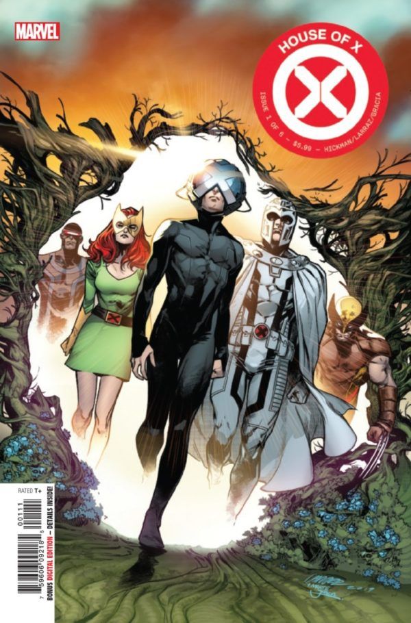 Comic Book Preview – Marvel's House of X #1