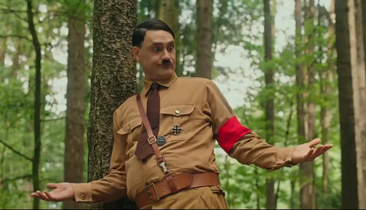 "Taika Waititi was ""very nervous"" about playing an imaginary Hitler in Jojo Rabbit"