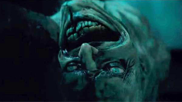 The Jangly Man featured in Scary Stories to Tell in the Dark trailer