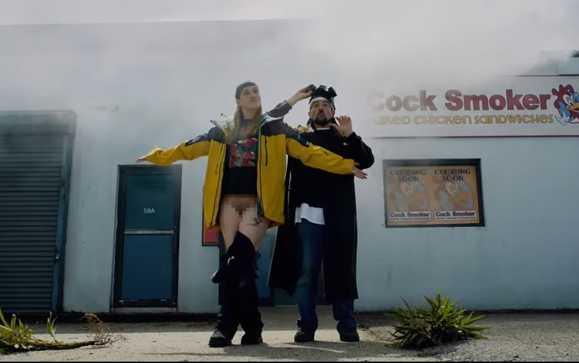 Movie Review - Jay and Silent Bob Reboot (2019)