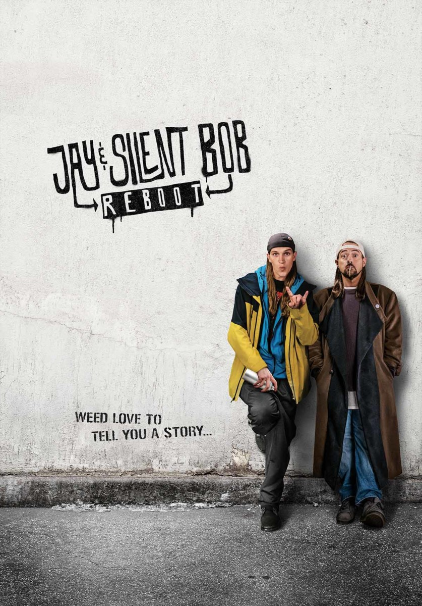 Jay and Silent Bob Reboot gets a first trailer