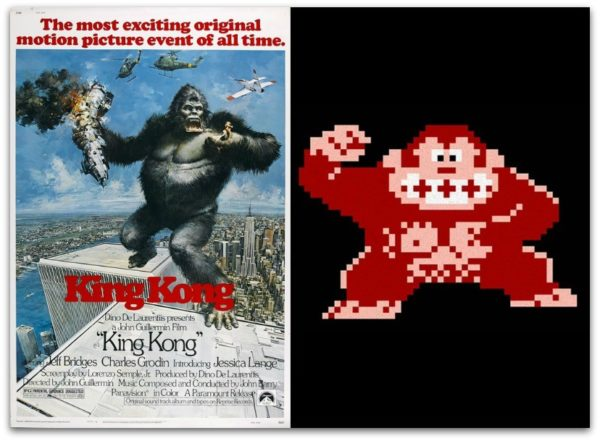 The true story behind Universal suing Nintendo over King Kong and Donkey Kong