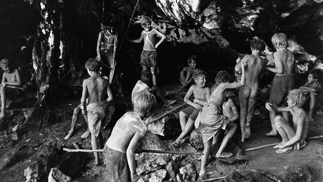 Luca Guadagnino in talks to direct Lord of the Flies