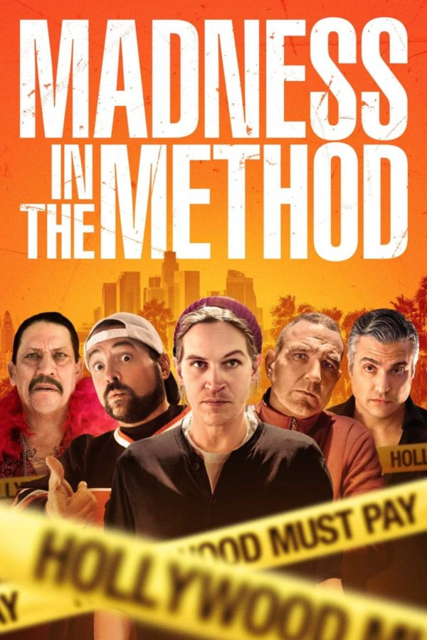 Jason Mewes' directorial debut Madness in the Method gets a poster and trailer