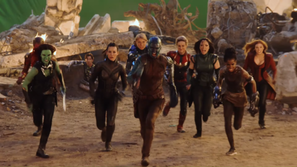 Avengers: Endgame featurette explores the 'Marvel Sisterhood' scene (with bonus Gamora)