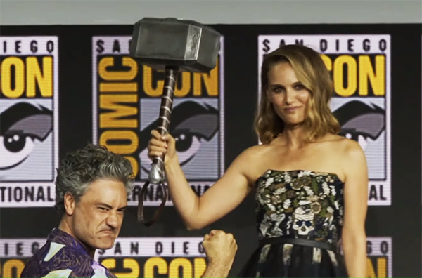 Kevin Feige Explains Why Natalie Portman Is Returning For