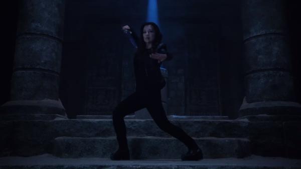 Marvel's Agents of S.H.I.E.L.D. gets a Comic-Con trailer