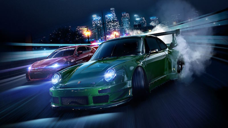 Austrian retailer may have leaked Need for Speed Heat
