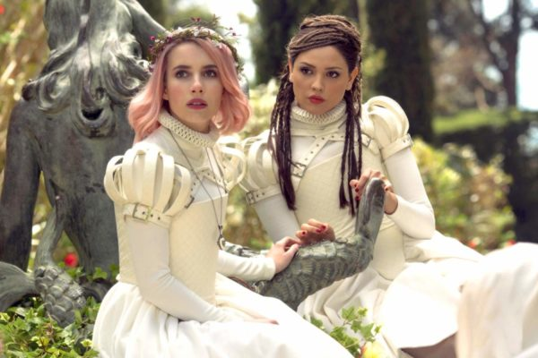 First trailer for Paradise Hills starring Emma Roberts, Milla Jovovich, Awkwafina and Eiza Gonzalez
