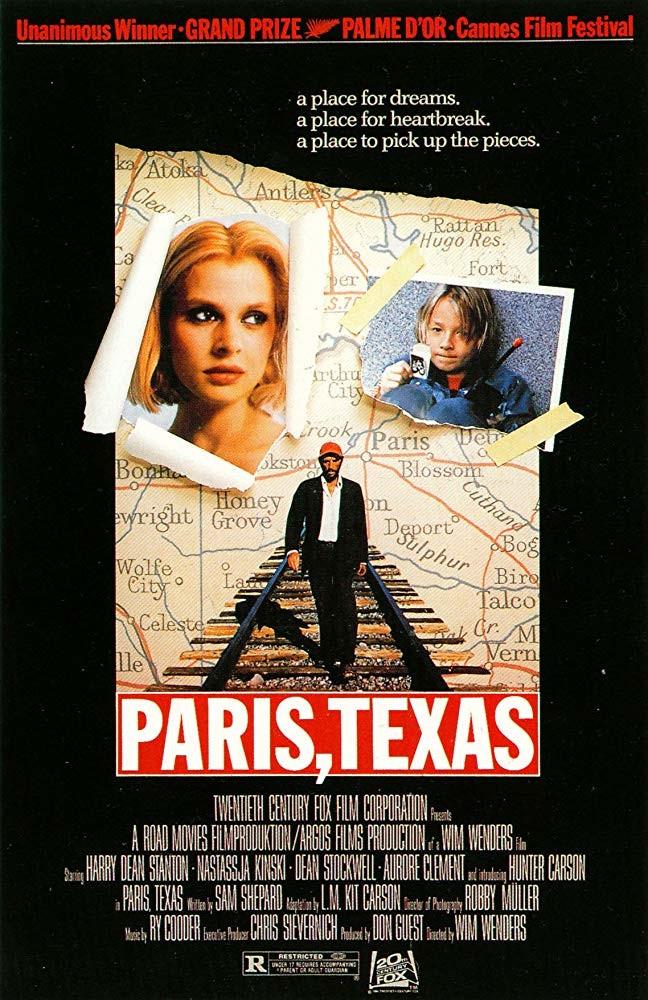 Essential Cinema: Paris, Texas