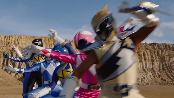 Power Rangers Beast Morphers season 2 trailer teases an epic team-up and the return of a legend