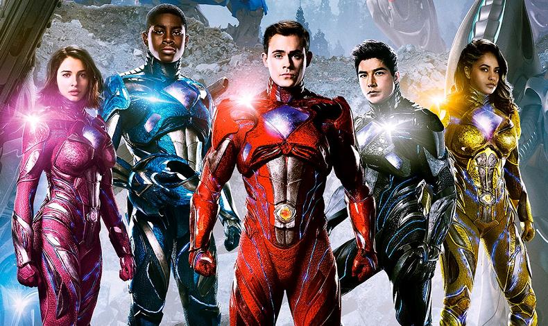 Power Rangers (2019)