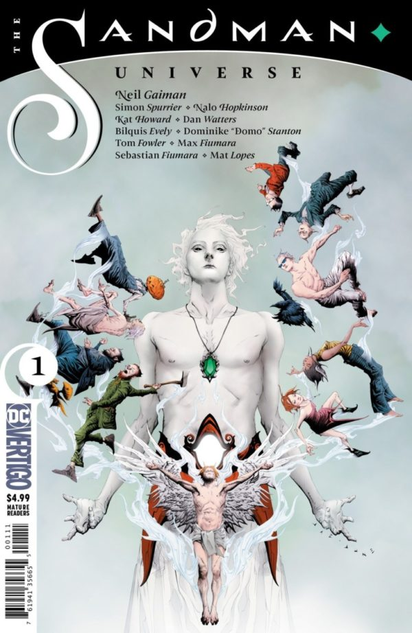 Comic Book Review – Sandman Universe – The Dreaming Vol. 1: Pathways and Emantations