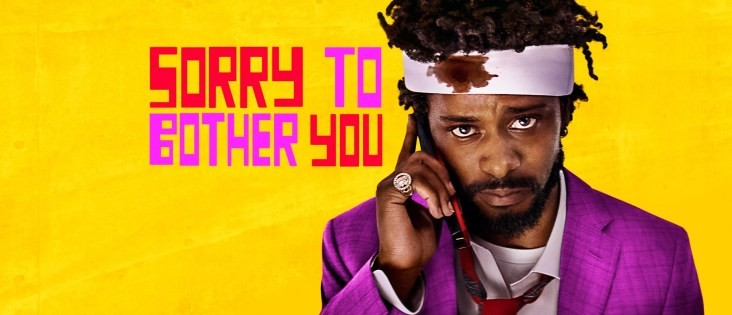 The Four-Color Film Podcast # 131 – Sorry To Bother You