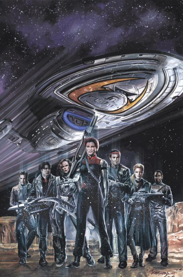 Star-Trek-Voyager-Mirrors-and-Smoke-600x907