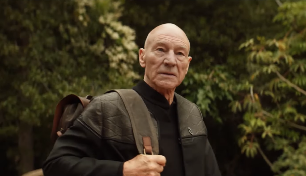 Star Trek: Picard wraps filming on first season