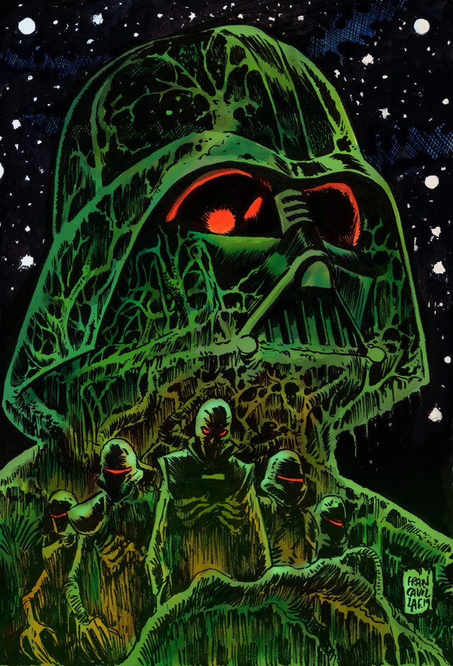 More spooky Star Wars tales coming this October with Return to Vader's Castle