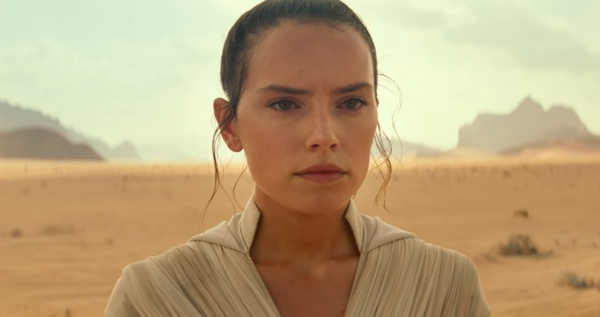 """Daisy Ridley reveals her emotional and """"dramatic"""" last day making Star Wars: The Rise of Skywalker"""