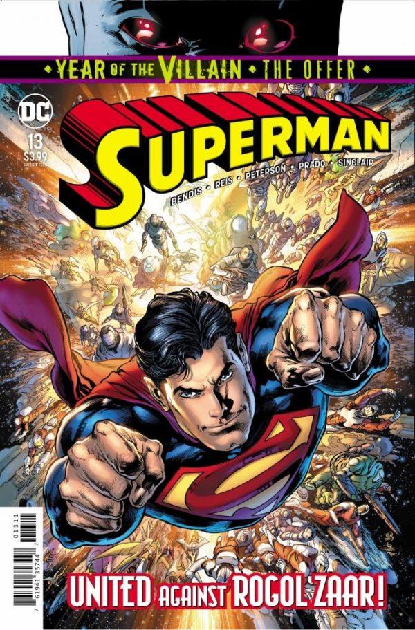 Comic Book Preview – Superman #13