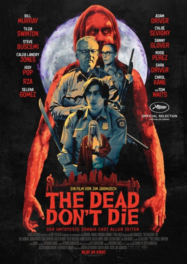Movie Review – The Dead Don't Die (2019)