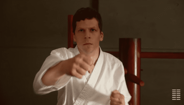 Movie Review - The Art of Self-Defense (2019)