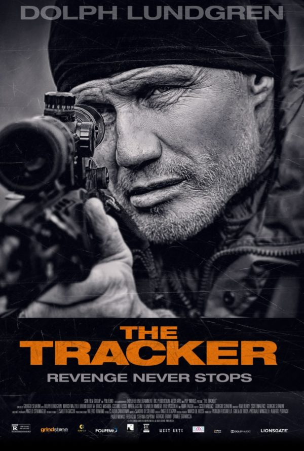 Dolph Lundgren action thriller The Tracker gets a trailer, poster and images