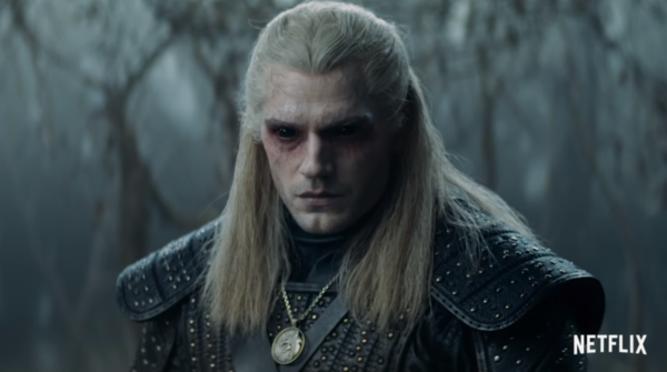 First trailer for The Witcher starring Henry Cavill as