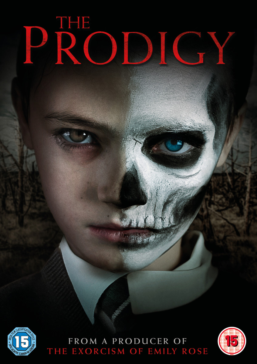 Giveaway - Win The Prodigy on DVD - NOW CLOSED