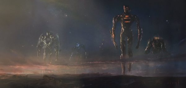 Image result for eternals concept art""