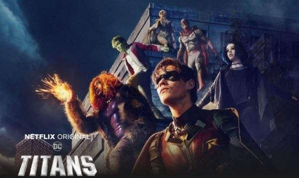 DC's Titans season 2 will premiere in September