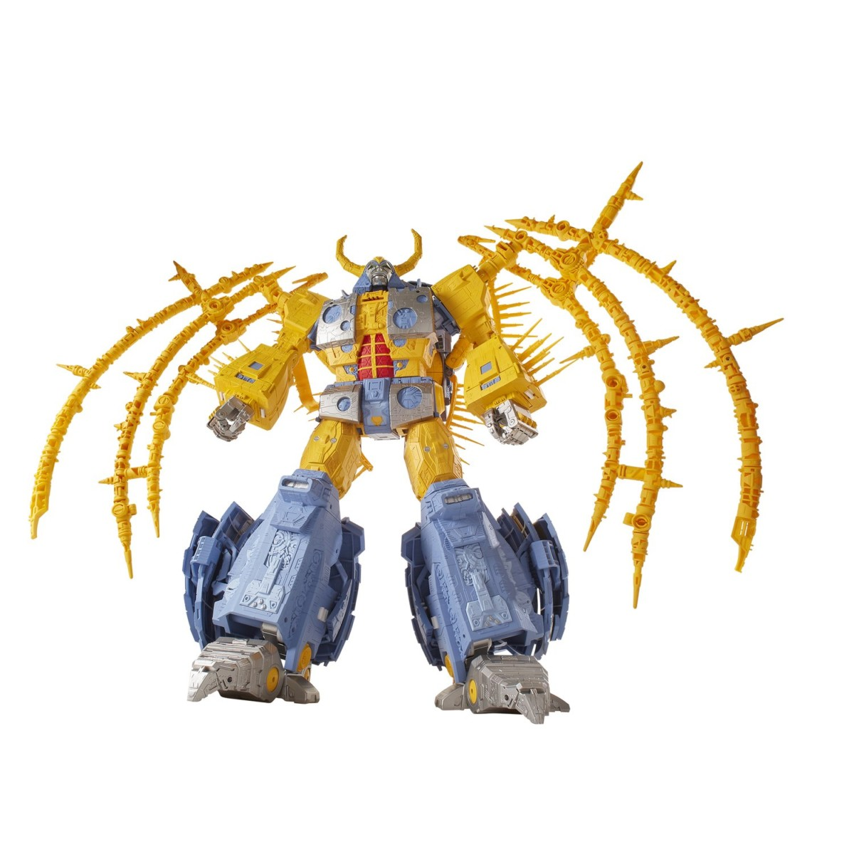 Hasbro Unveils Largest Transformers Figure Ever In The War