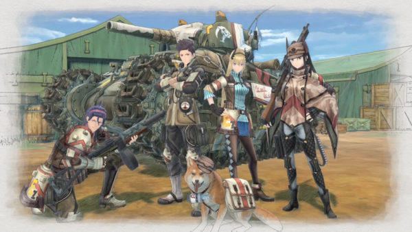 Valkyria Chronicles 4: Complete Edition launches digitally for Xbox One, PS4 and Nintendo Switch