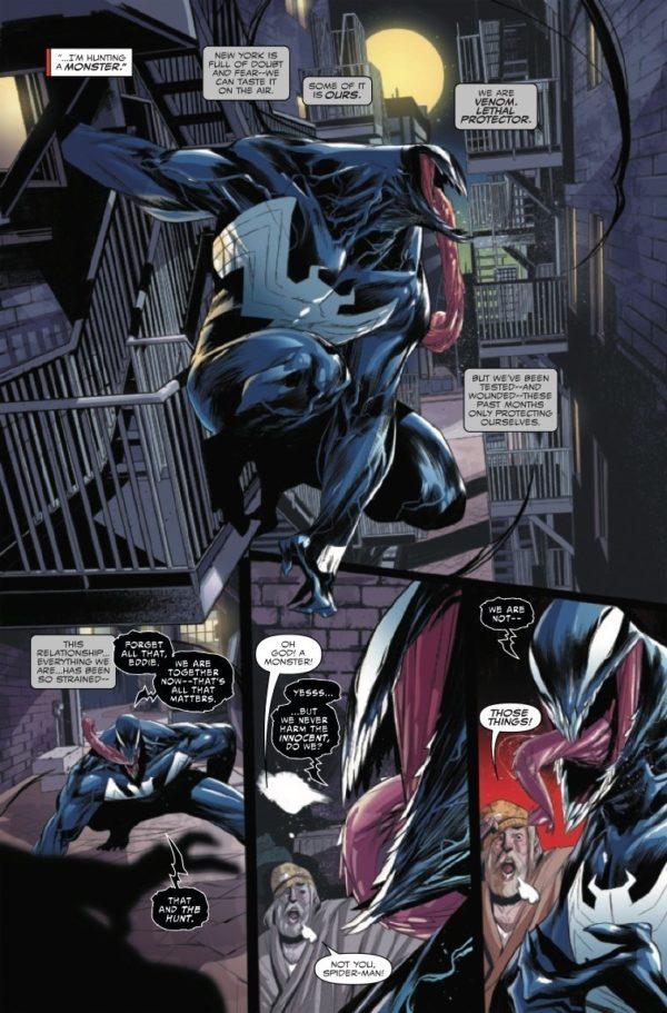 Comic Book Preview - Venom Annual #1