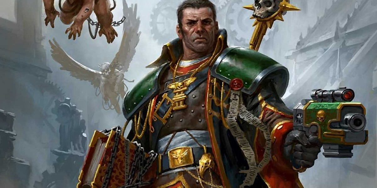 Games Workshop announces live-action Warhammer 40,000 TV series