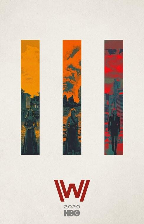 Westworld season 3 gets six character posters