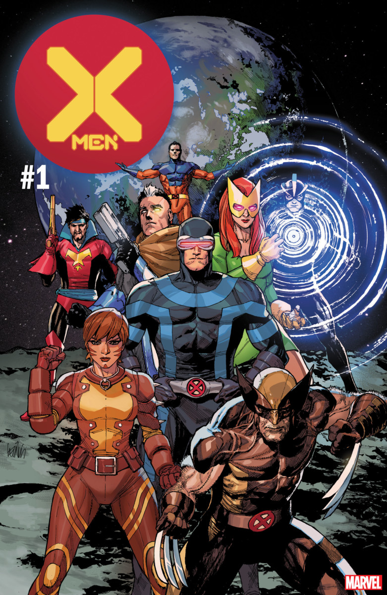 Marvel unveils the next era of X-Men with six new series