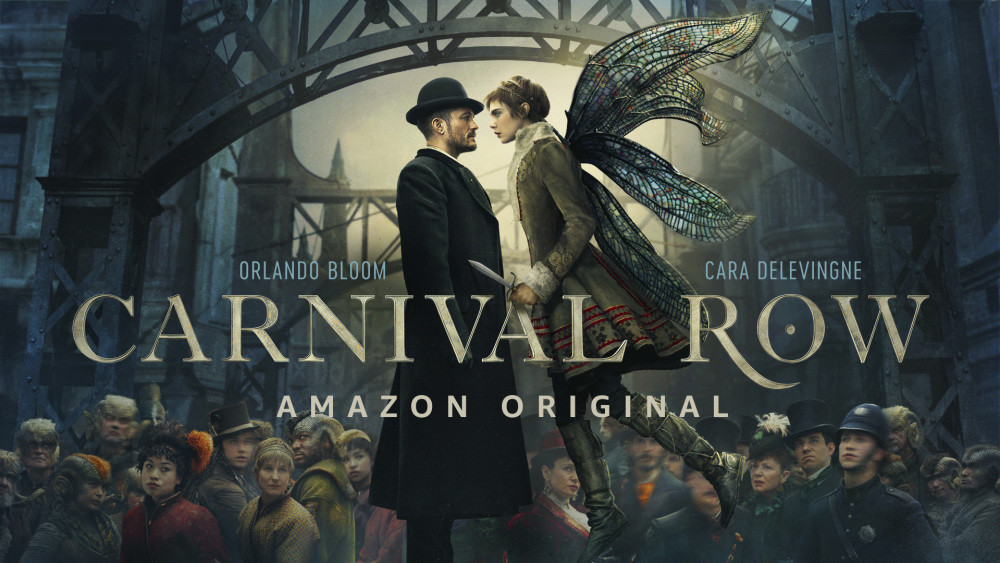 Carnival Row season 2 begins production