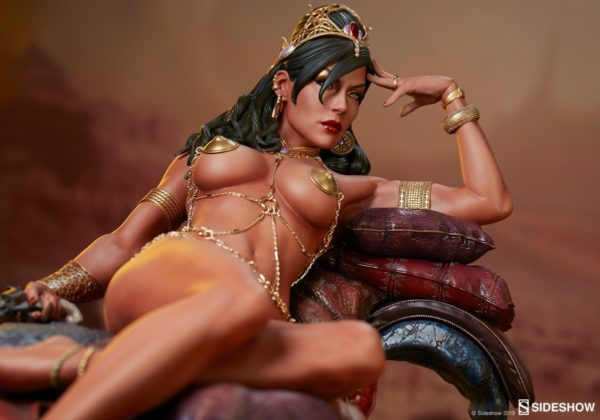 Sideshow reveals its new Dejah Thoris Premium Format Figure