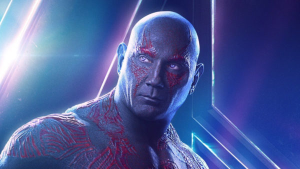 Exclusive: Dave Bautista didn't know Drax's fate in Avengers: Infinity War and thought he'd be cut from Endgame