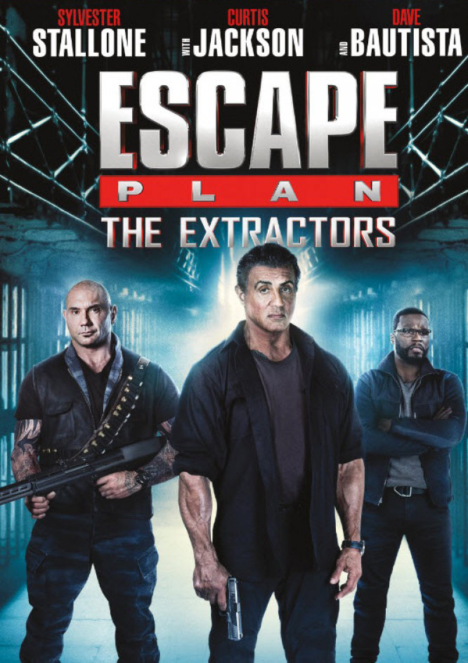 Movie Review – Escape Plan: The Extractors (2019)