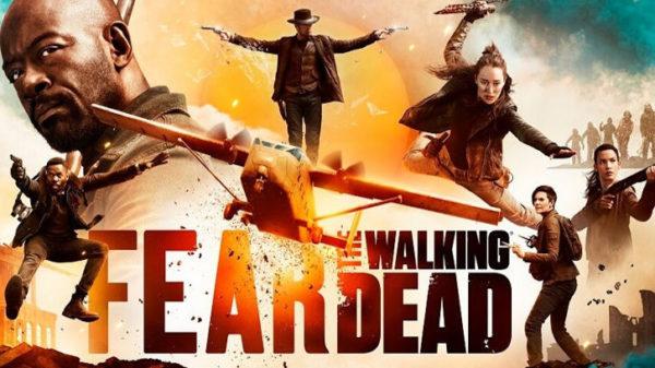 Promo For Fear The Walking Dead Season 5 Episode 11 You