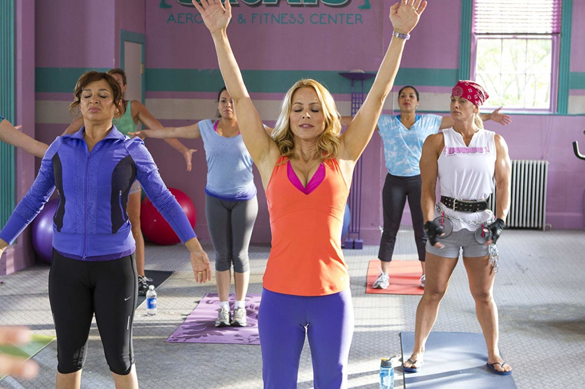 Exclusive: Maria Bello gives an update on Grown Ups 3