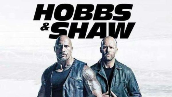 Fast & Furious Presents: Hobbs & Shaw tracking $65 million box office opening