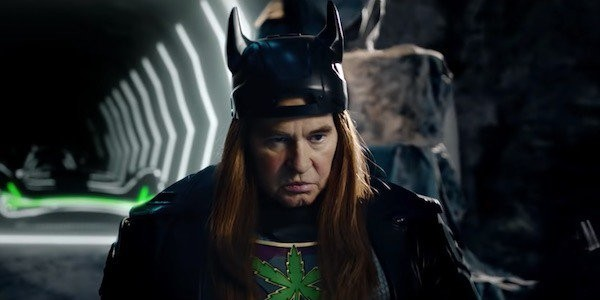 Kevin Smith discusses Val Kilmer's Bluntman casting in Jay and Silent Bob Reboot