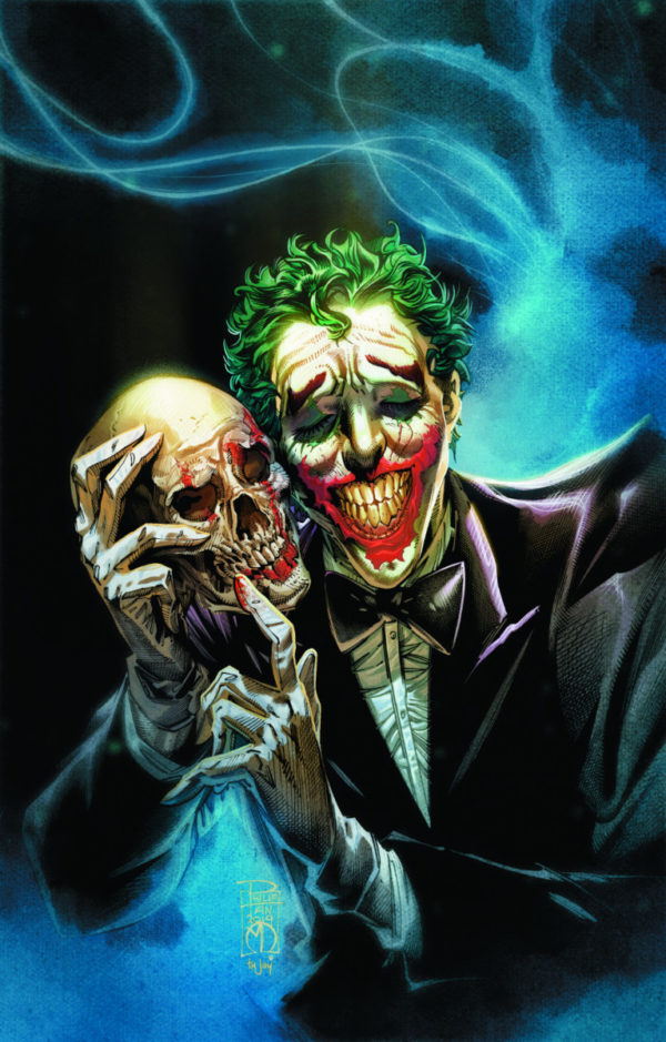 John Carpenter to write The Joker: Year of the Villain for DC