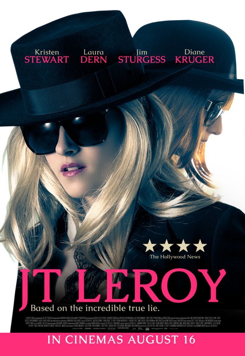 Movie Review – JT LeRoy (2018)