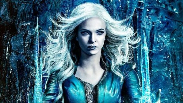 Danielle Panabaker reveals Killer Frost's new costume for