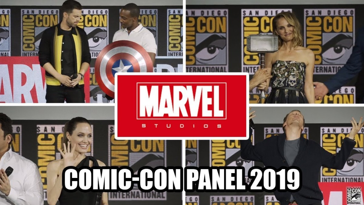 WATCH: Marvel Studios' Full Phase Four Announcement Panel from San Diego Comic-Con