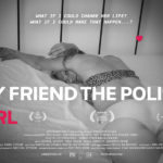 My Friend the Polish Girl Poster