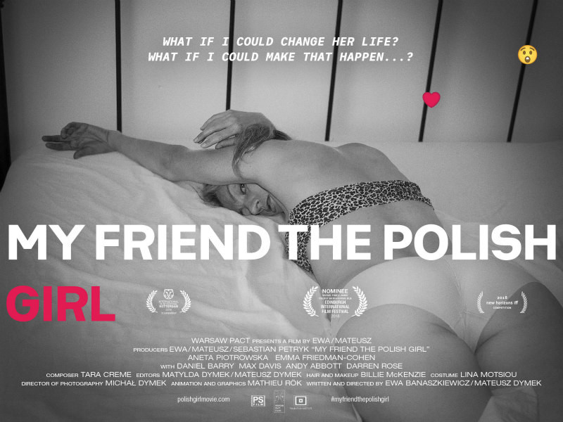 Movie Review – My Friend the Polish Girl (2018)